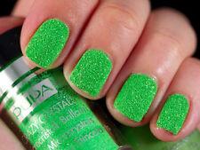 PUPA NAIL ART CRAZY CRYSTALS 006 Fluo Green - Nail Polish Look