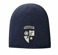 United States Army - Ranger Regiment / Ranger Battalion Beanie Cap RLTW