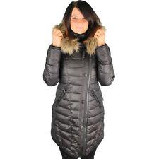 Abrigos y chaquetas de mujer Parka de poliamida
