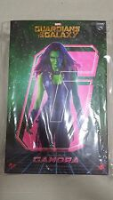 Hot Toys MMS 259 Guardians of the Galaxy Gamora Zoe Saldana 12 inch Figure NEW