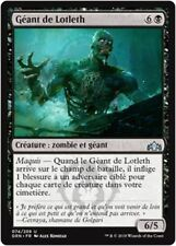 MTG Magic GRN - (x4) Lotleth Giant/Géant de Lotleth, French/VF