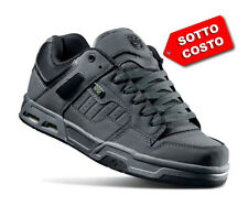 DVS enduro grey lime black Scarpe Da Ginnastica new skate moto