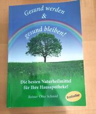 Gesund werden & gesund bleiben, die besten Naturheilmittel, Bestseller 2020