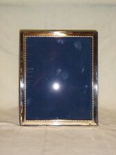 """Attractive 11.5"""" x 9.5"""" Sterling Silver Photograph Frame  Carr's Sheffield 1997"""
