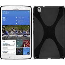 Funda de silicona Samsung Galaxy Tab Pro 8.4 X-Style negro