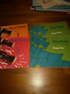 Play Time For Recorder. 1, 2 & 3