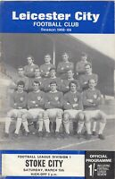 Leicester City v Stoke City 1968/9 (15 Mar)