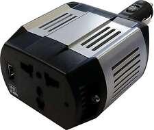 Power Inverter DC 12V to AC 240V Car Adapter USB Mobile Laptop Charger Converter