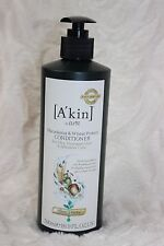 A'KIN Purist Macadamia & Wheat Protein Conditioner Dry Damaged Hair 16.9 oz New