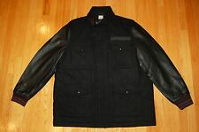 NEW $600 Nike Destroyer Military Varsity Wool Leather M65 Jacket 512824 XL
