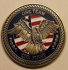 82nd Airborne OEF Task Force Desert Hawk Army Challenge Coin