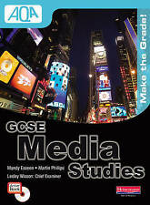 AQA GCSE Media Studies Student Book with Activebook by Mandy Esseen (Mixed media product, 2009)