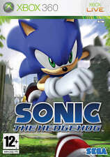 SONIC THE HEDGEHOG ~ Xbox 360 (en très bon état)