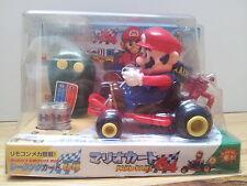Japan Mario Kart 64 Remote Control Car 1990s Super Famicom Nintendo
