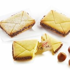 Tagliapasta Busta Surprise Silikomart Fortune Cookie biscotti cinesi - Rotex