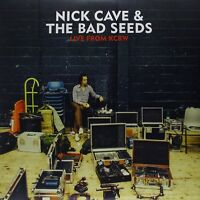 NICK & THE BAD SEEDS CAVE - LIVE FROM KCRW (GATEFOLD+MP3) 2 LP + DOWNLOAD NEW!