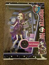 Monster High Spectra Vondergeist Night Out New in Box Mattel Original.