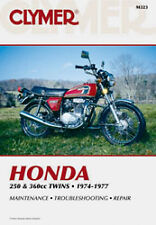 CLYMER REPAIR MANUAL Fits: Honda CJ360,CB360,CL360 Scrambler,CB360G