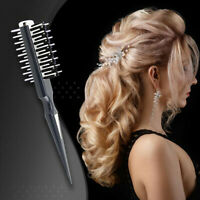 Hair Styling Comb Multifunctional Hair Comb Straight Hair Curling Styling Comb