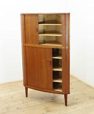 Teak Corner Cabinets