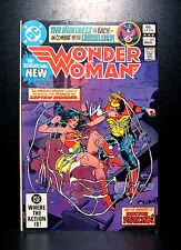 COMICS: DC: Wonder Woman #289 (1980s) - RARE (batman/superman)