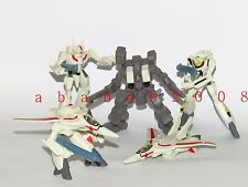 Bandai Macross figure gashapon (full set of 5 figures)