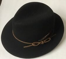 Stetson Men's  Vitafelt Hat New With Tags 150 Anniversary
