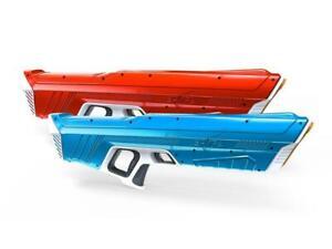 🔫 Spyra One Dual Water Gun Set Red And Blue - David Dobrik TikTok 💦Fun Toy