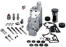 S&S Polished Billet Oil Pump Kit Shovelhead Evo Evolution Big Twin Harley31-6203