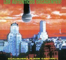 Los Auténticos Decad - Cualquiera Puede Cantar [New CD] Argentina - Import