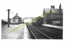 Hest Bank Railway Station Photo.Carnforth t0 Morecambe and Lancaster Lines. (2)