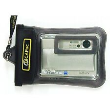 DicaPac WP-700 Waterproof Case / Housing for Small Size Cameras - NEW