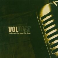 VOLBEAT - THE STRENGTH,THE SOUND,THE SON  CD NEU