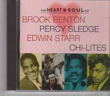 (GA192) Brook Benton/Percy Sledge/Edwin Starr/Chi-Lites - 1997 CD