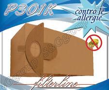 P301K 8 sacchetti filtro carta x Polti AS 600