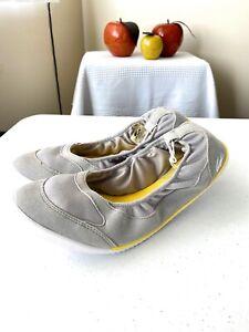 New Lacoste Tolmetta SCW Women's Ballet Shoes Ballerinas Size 9