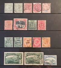 Jamaica. Victoria To KGV. MINT & Used
