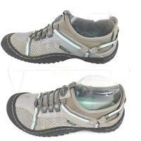 JSport Grey 5116 Jambu Tahoe Walking Shoes Womens Size 7M.