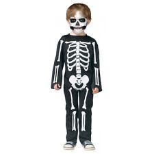 Skeleton Costume Toddler Boys Halloween Fancy Dress