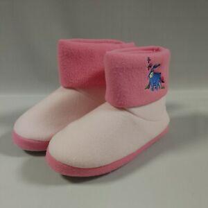 Disney Pooh Eeyore Booty Slippers