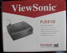 New ViewSonic DLP Projector 2300 ANSI HD 1080i Plus a Free $150 new lamp!