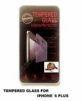 explosion proof Templado Cristal protector pantalla Apple iPhone 6 PLUS