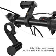 1PC Bike Handlebar Extender Bicycle Flashlight Holder Extension Mount Bracket
