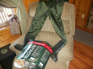 Bushline Outdoor Size 8  Adult Chest Waders NWT No. 6650B