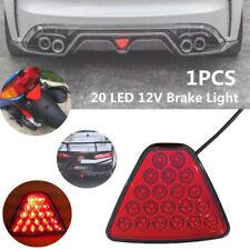 Car Offroad 20 LED Trailer Tail Turn Signal Reverse Brake Light Lamp Stoplight