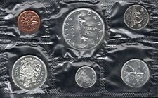 Canada 1963 Proof Like Coin Set 1.1 OZ Pure Silver NO Envelope