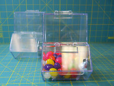 4 sets double decker mini candy container with scoops, party favors,