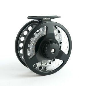 eliteflies MX-C Black Cassette Competition Reels 7/9 Fly Fishing spare spools