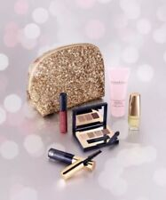 Estée Lauder Gift Set 6 Piece EDP, Lotion, Lip Gloss, Mascara, Eyeshadow & Bag