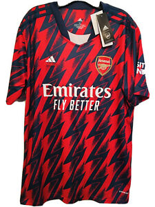 2021-22 Arsenal FC Concept Soccer Football jersey LARGE